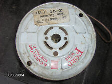 Thermostat Wire 182 18 Ga Copper 2 Conductor Made In Usa Approx 350 Feet