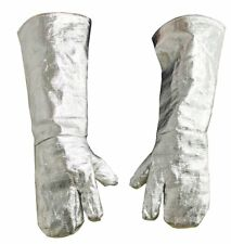High Temperature Safety Work Flame Resistant Fire Work Long Welding Gloves
