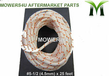 #5-1/2 (4.5mm) 25 FOOT ROLL OF STARTER ROPE
