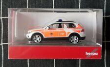 """Herpa 095273 VW Tiguan """"FW Wolfsburg"""" Neu unbespielt 1/87 Freiwillige Feuerwehr."""