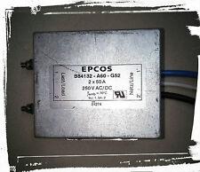 Filtro di rete EPCOS 2x50A 250V AC/DC 50/60 Hz