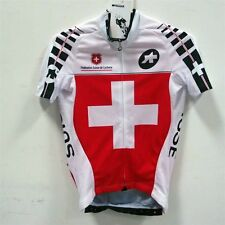 Assos Federation Suisse De Cyclisme Short Sleeve Cycling Jersey Size XS