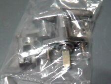 T-Handle Shutter Lock, Accordion Hurricane Shutter Lock Kit, CHROME-SILVER, New