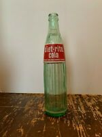 Vintage Diet Rite Cola 16 Ounce Glass Bottle