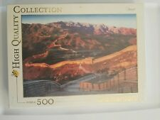 New Clementoni High Quality Collection 500 pc Puzzle China The Great Wall Travel