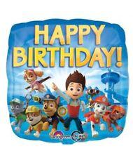 "Paw Patrol 18"" Anagram Balloon Birthday Party Decorations"