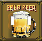 Cold Beer Mug Bar Decor Double Switchplate Cover