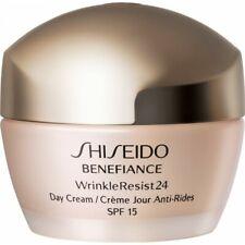 SHISEIDO benefiance wrinkleresist 24day cream spf15 crema giorno antietà 50ml