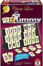My Rummy Hochwertige Version Rummikub Set Extra Große Spielsteine Senioren NEU