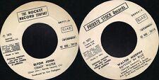 DISCO 45 GIRI   Walter Murphy / Elton John - Rhapsody In Blue / Crazy Water