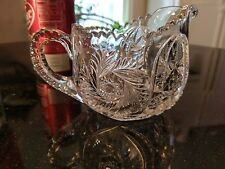 Awesome Antique Pressed Glass Creamer