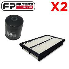 2 x WCO222 + WA5257 Oil + Air Filter Mazda CX-5 2.2L T/Diesel 2012 On