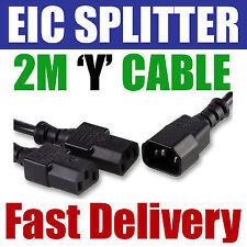 Unbranded Performance & DJ Splitter Cables