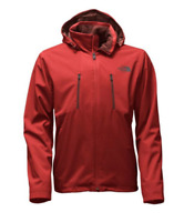 The North Face TNF Mens Apex Elevation Jacket | Red