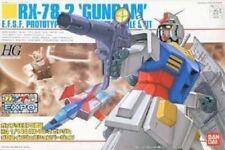 Gundam EXPO Limit HG RX-78-2 Gundam Gross injectionVersion JAPAN ANIME F/S J2015