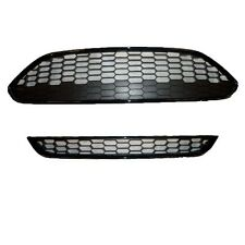 Ford Fiesta Zetec S Genuine New Front Upper & Lower Honeycomb Grilles 2012>