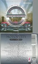 CD--DIVERSE -OLDIES---MOTORCITY V.1 -HITS OF 60'S-