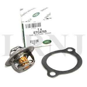 LAND ROVER DISCOVERY 1 1994-1998 THERMOSTAT WITH GASKET KIT 190 F / 88C ETC4765