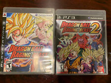 Dragon Ball: Raging Blast 1 And 2 (PRISTINE CONDITION) (Sony PlayStation 3)