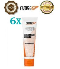 6 X Official Fudge New Blow Dry Putty 75ml Wholesale Discounted Deal