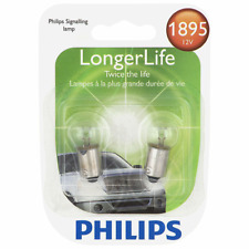 Philips 1895 LongerLife Miniature Bulb, 2-Pack 1895LLB2