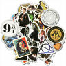 50Pcs Harry Potter Notebook Fantasy Wall Laptop Scrapbook Decal Stickers Pack