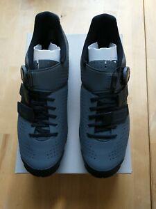 BNIB Grey Size 44 UK 9.5 Giro Code Techlace Carbon BOA MTB Cycling Shoes