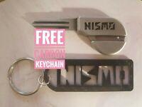 Nismo Style Blank Keys - Skyline R31 / R32 / R33