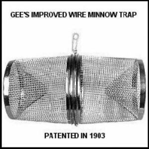 G40 Gee Minnow Trap-Wire Fishing Minnow Trap
