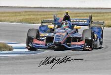 Matt Brabham signé pirtek Team Murray Dallara DW12, GP d'Indianapolis 2016