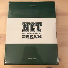 NEW SEALED NCT DREAM BACK TO SCHOOL KIT - CHENLE VERSION (US SELLER)