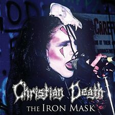 Iron Mask - Christian Death (2014, Vinyl NEU)