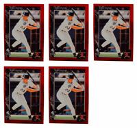 (5) 1992 Legends #26 Robin Ventura Baseball Card Lot Chicago White Sox