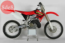 Honda CR 250 R (2002) - Workshop Manual on CD