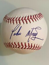 Pedro Martinez - Autographed Signed ROML Baseball HOF - JSA - White!!