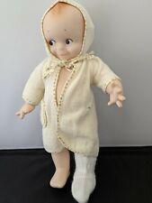 Collectible Vintage Toy Original Cameo Kewpie Doll 11-7-67