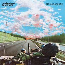 Chemical Brothers No Geography CD 10 Track in Mintpack With 16 Page Booklet (x