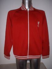 Liverpool Retro Jacket Adult Large Football Leisure Top Shirt Jersey Originals