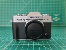 Fujifilm X-t20 Mirrorless Digital Camera With 16-50mm Lens - Silver