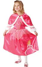 Ragazze Disney invernale Bella Addormentata Principessa Giornata Mondiale del Libro Costume