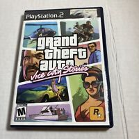 Grand Theft Auto: Vice City Stories Playstation 2 PS2 Complete Video Game