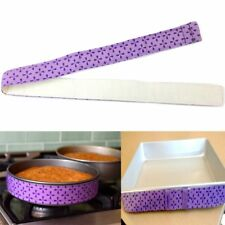 Hot Cake Pan Strips Bake Even Strip Belt Bake Even Moist Level Cake Baking Tool