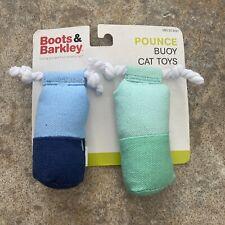 Boots & Barkley Buoy Cat Toy Set - 2pk