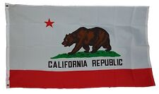 California State Flag 3 X 5 3X5 Feet Polyester New 2 Grommets