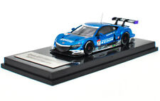 1:64 Honda NSX CONCEPT-GT GT500 Keihin Blue Race Car Diecast Car Model