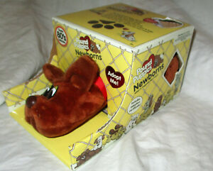 Pound Puppies Newborns Brown Dog NEW IN BOX!!