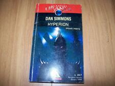CLASSICI URANIA MONDADORI-N. 267-DAN SIMMONS-HYPERON-PARTE PRIMA-GIUGNO 1999