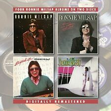 Ronnie Milsap - Lights/Over Me/Keyed/For Love [CD]