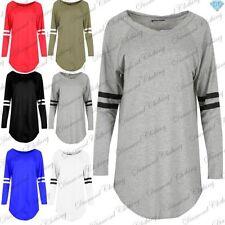Long Sleeve Oversize Striped Dresses for Women