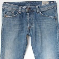 Mens Diesel DARRON ORML9 Slim Tapered Blue Jeans W33 L32